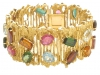 Gold-and-Multi-colored-Stone-Bracelet-by-H.-Stern-1