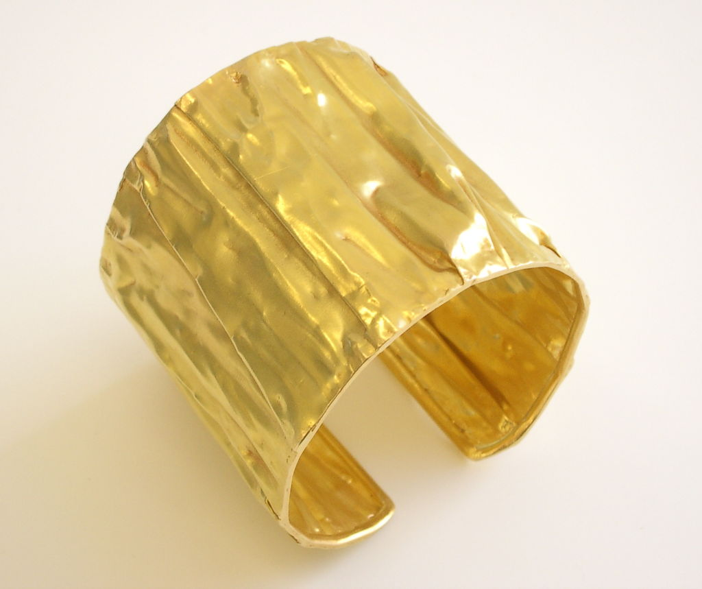 gold cuff bracelet kimberly klosterman jewelry archives