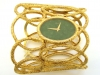PIAGET 18k Gold and Nephrite Watch, circa 1970-2