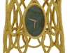 PIAGET 18k Gold and Nephrite Watch, circa 1970-1