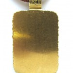 FRED of PARIS, A Gold Scorpion Pendant, c 1970-2