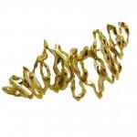 GILBERT ALBERT, A Gold Brooch-1