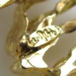 GILBERT ALBERT, A Gold Brooch-2