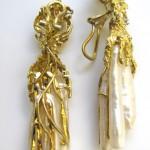 Impressive Pearl Gold Suite c1960-3
