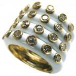 Dior Enamel Ring