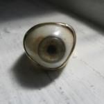Glass Eye Ring